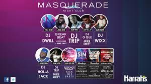 masquerade nightclub at harrah u0027s new orleans