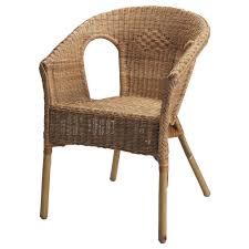 Ikea Accent Chairs by Furniture Appealing Wonderful Brown Wicker Rattan Chairs Reading