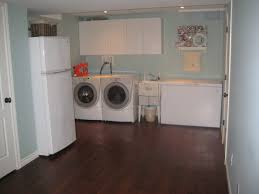 Laundry In Bathroom Ideas by Laundry Rooms In Dark Damp Basements Who Wouldn T Love Doing