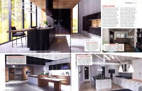 Bespoke Designer Kitchens by Bradburys In Grand Designs Magazine Bradburys Luxury Kitchen