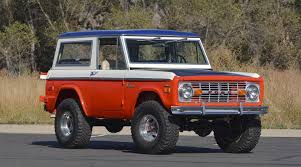 1971 ford bronco stroppe baja edition f177 kissimmee 2016