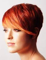 copper and brown sort hair styles short red hairstyles