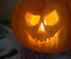 how to make a mini jack o lantern 5 steps with pictures