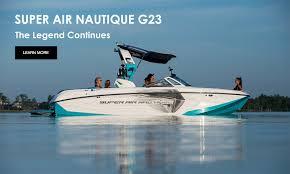 nautique wake boats ski boats water skiing wake surfing and