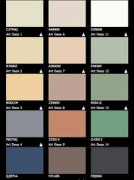 Wall Paint Colors Catalog Three Centuries Of Color In 30 Seconds Benjamin Moore Historical