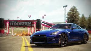 Nissan Gtr Black Edition - forza horizon cars