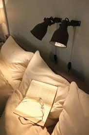 hektar wall clamp spotlight dark gray bedrooms lights and room