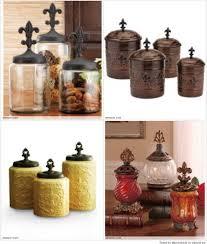 fleur de lis kitchen canisters fleur de lis kitchen canisters ideal for storage around the kitchen