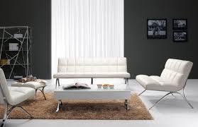 Modern Sofa Set White Furniture For A Modern Contemporary Home Interior Design La