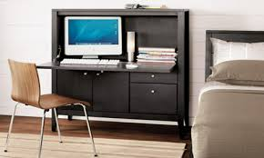 Modern Computer Desk With Hutch by Furniture Desk Armoire Enclosed Computer Desk Armoire With Desk