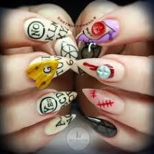 fingernã gel design zum selber machen ouija board nails by oli123 from nail gallery nails