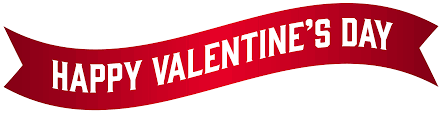 happy valentines day banner happy s day banner png clip image gallery