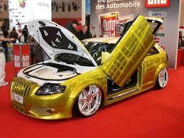 audi custom cars shashi d automotive maker about modified cars 2010