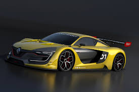 nissan renault car r s 01 race car packs a nissan gt r punch