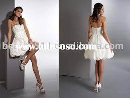 casual white wedding dress dress ty