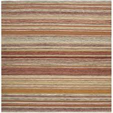 10 Square Area Rugs Safavieh Natural Fiber Collection Nf447a Handmade Natural Jute