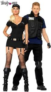 Swat Team Halloween Costumes 7 Totally Ridiculous Halloween Costumes Couples