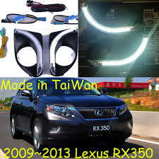 where is lexus rx 350 made aliexpress com buy car styling rx350 daytime light 2009 2013