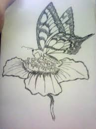 my first butterfly u003ddrawing