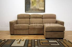 Sectional Sofa With Storage Chaise Microfiber Modern Reclining Sectional Sofa W Storage Chaise