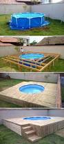 plunge swimming pool backyard garden small ideas residential sizes