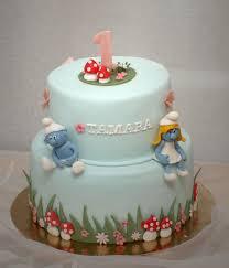 top smurfs cakes cakecentral com
