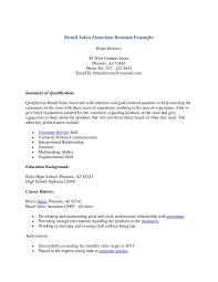 resume for retail jobs no experience sle resume resume retail s associate job description retail s