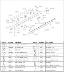 Retractable Awning Parts Semi Cassette Awning 580b2 Retractable Awning Greenawn Awnings