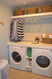 Laundry Room Border - 50 laundry storage and organization ideas small laundry rooms