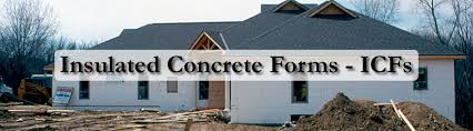 insulated concrete forms icf house plans design basics