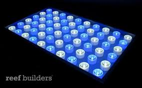 Led Aquarium Lighting Hands On With The Ecoray 60 Led Reef Light News Reef Builders