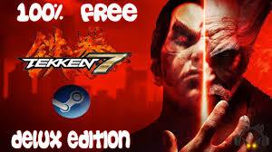 100 free tekken 7 delux edition bonus items
