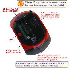 amazon com tccmebius tcc 875j usb 2 0 to 2 5 3 5 inch sata ide