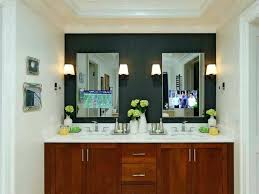 lovely contemporary bathroom mirror with glass shelf new floating