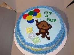 monkey baby shower cake ideas best baby shower monkey