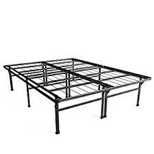 amazon com zinus 18 inch premium smartbase mattress foundation