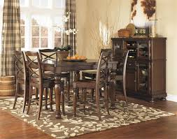 dining room ashley furniture dining room table pad kitchen