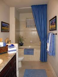 blue brown color scheme light blue bathroom paint color and wooden