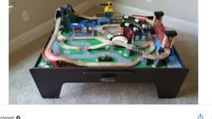 imaginarium classic train table with roundhouse imaginarium train table buy or sell toys games in ontario