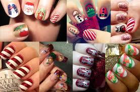 diy santa nail art designs for christmas u2013 themakeupgirlblog com