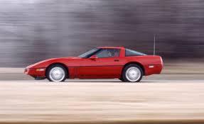 1990 chevy corvette 1990 chevrolet corvette zr 1 archived test review car and driver