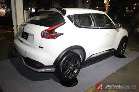 nissan car white 2015 nissan juke facelift revolt white autonetmagz