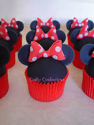 minnie mouse cupcakes disney minnie mouse cupcakes with bows
