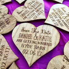 Make Your Own Save The Dates Wooden Heart Save The Date Magnets By Manta Makes
