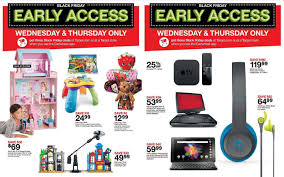 black friday early access target target u0027s black friday ad is out wtkr com