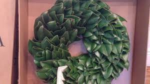 decor magnolia wreaths handmade wreaths with faux
