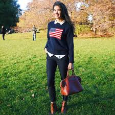 Flag Sweater The Power Of A Stand Out Sweater About The Power Of A Stand Out