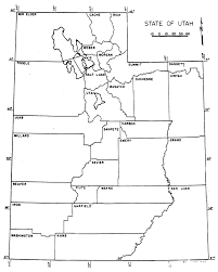 United States Map With Latitude And Longitude by Webtext U2013 Geography Of Utah