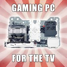 tv gaming pc album on imgur
