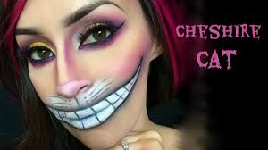 cheshire cat l halloween tutorial youtube